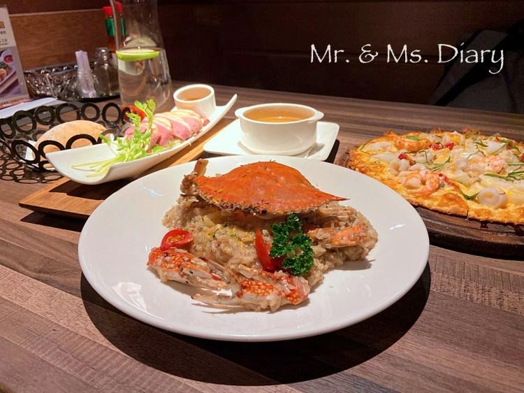 台南洋城義大利餐廳,新仁家樂福內好吃美食推薦 1