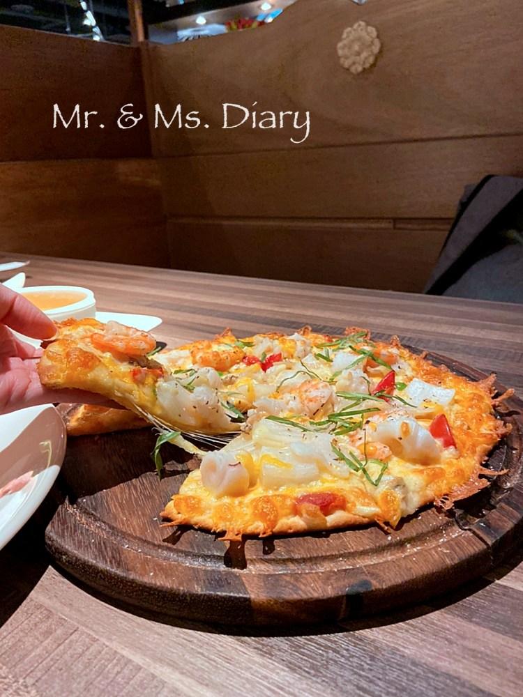 台南洋城義大利餐廳,新仁家樂福內好吃美食推薦 19