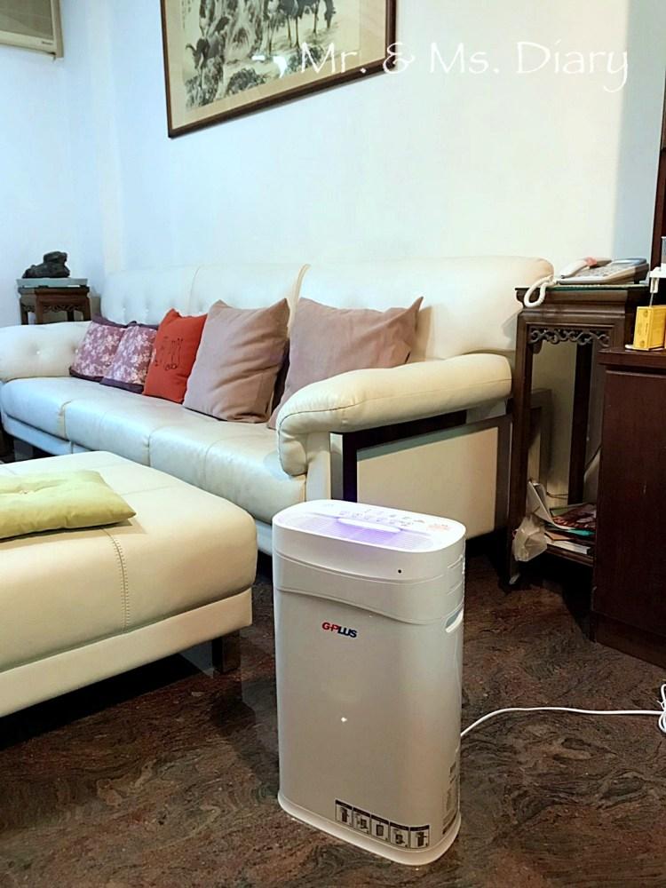 空氣清淨機推薦,G Plus 小白國民空淨機,超高 CP 值,輕鬆擁有好空氣 1