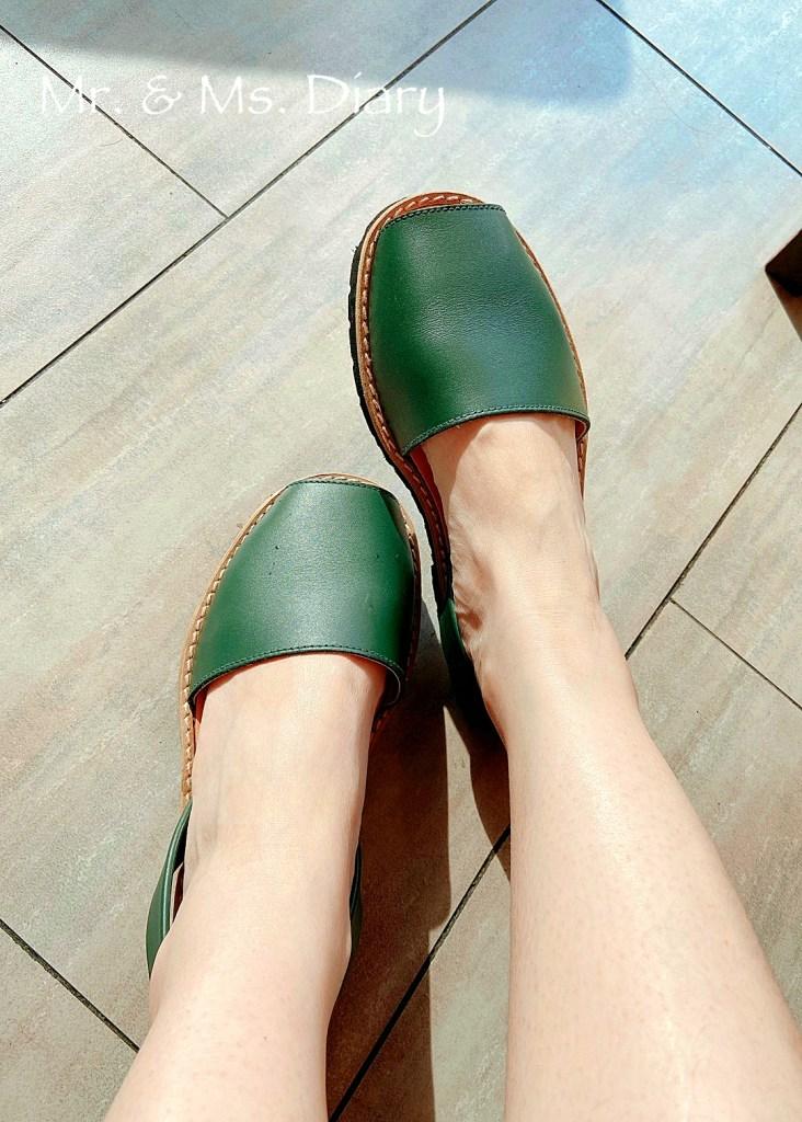 法國米諾津 MINORQUINES 經典系列,春夏最特別真皮涼鞋,輕便又實搭 5