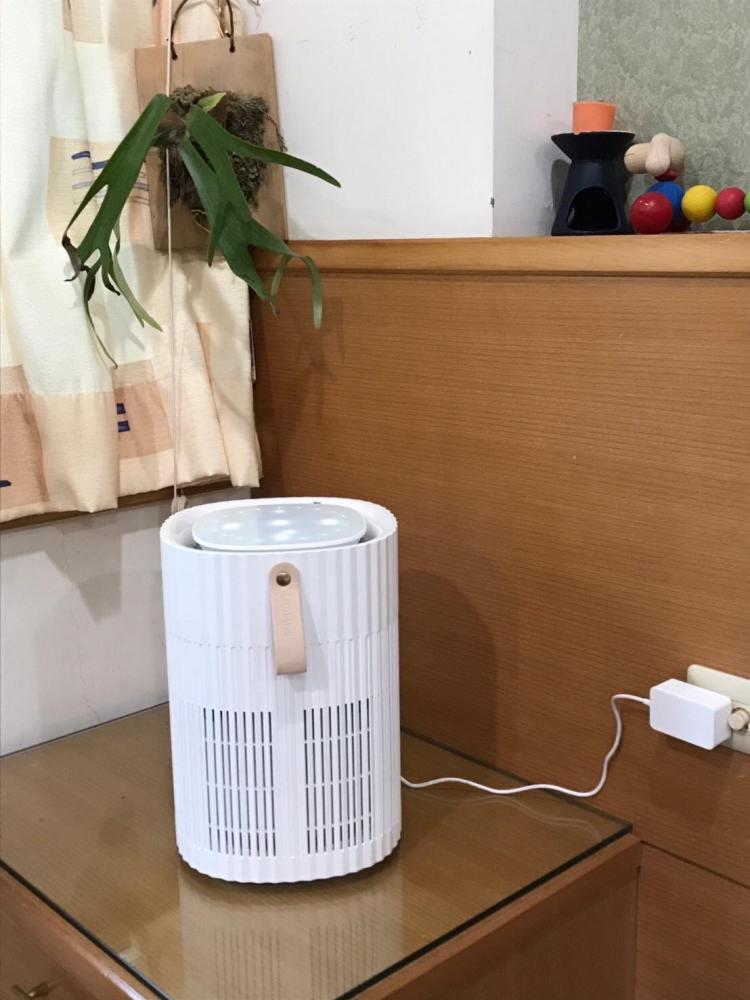 Roommi 空氣清淨機開箱!專為大坪數設計的質感漂亮家居品 8