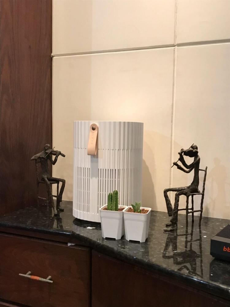 Roommi 空氣清淨機開箱!專為大坪數設計的質感漂亮家居品 15