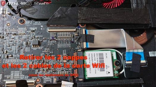 Caarte Wifi - MSI GS63 7RD Stealth