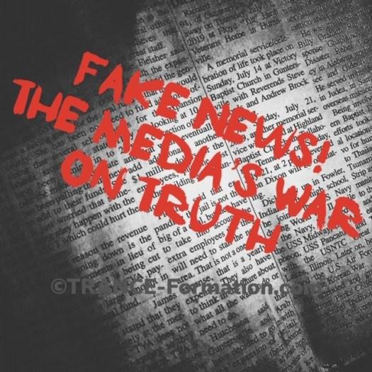 Guerre des médias contre la vérité