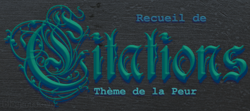 Recueil_Citations_Peur