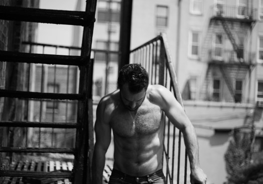Murray Bartless photographed by Jason Rodgers