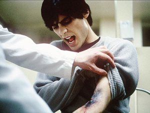 Harry Goldfarb played by Jared Leto {Requiem for a Dream}