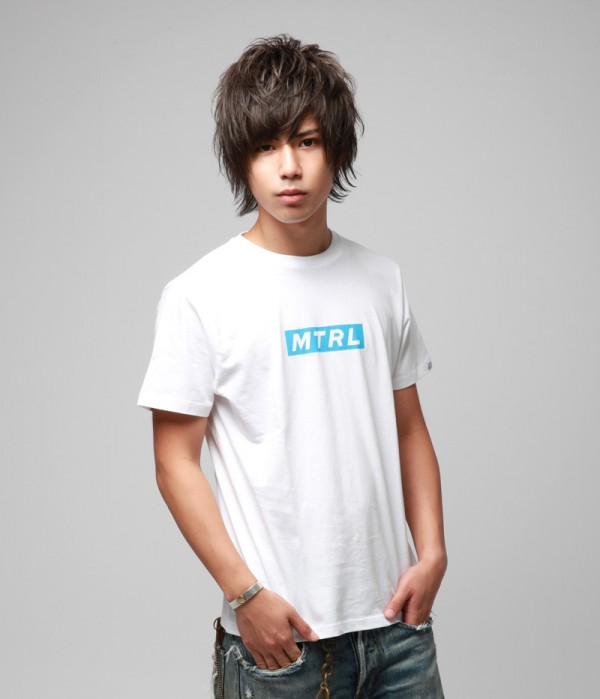 MTRL×VANQUIAH Tシャツできました!