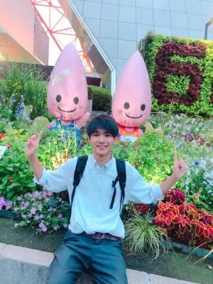 恐るべし!天然イケメン男子高校生!