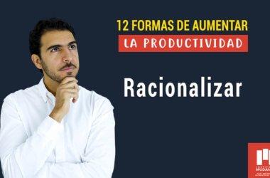 12 formas de aumentar la productividad