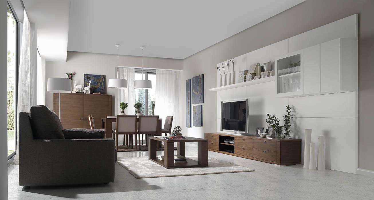 Muebles de comedor y salón. ¿Cómo me decido?