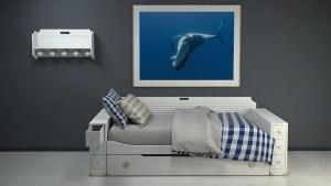 Artemader renueva su línea Camarote con color blanco. ¿Quién no recuerda esta línea de muebles de barco?