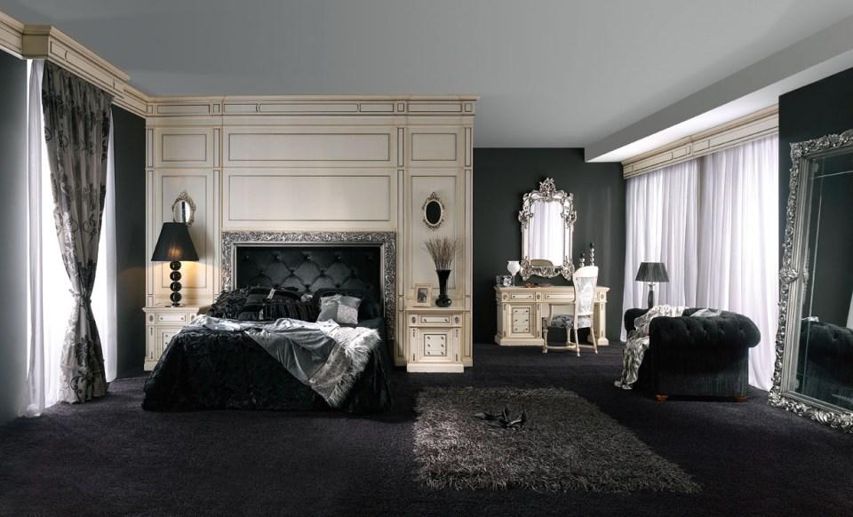 Dormitorio Lacado-pan plata vito
