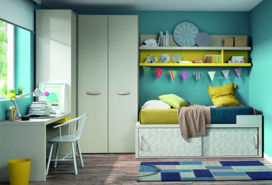 Dormitorio Parabellum 2