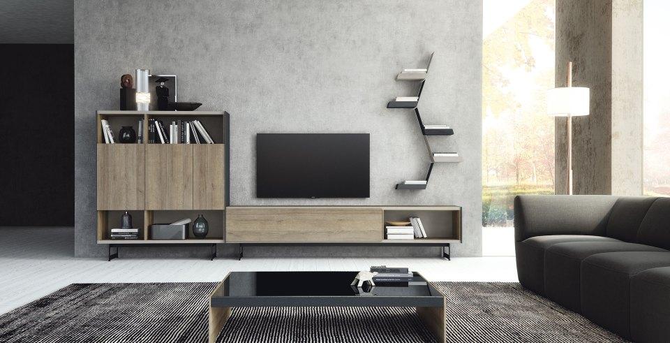 muebles de salón moderno Lagrama