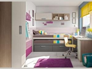 Aprovechar el espacio es el objetivo, y Lanmobel no cobra incremento por hacer tus muebles a medida