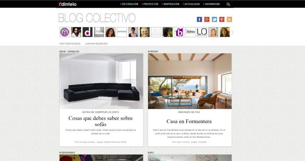 Dos plataformas juntas para mayor difusión de empresas del mueble.