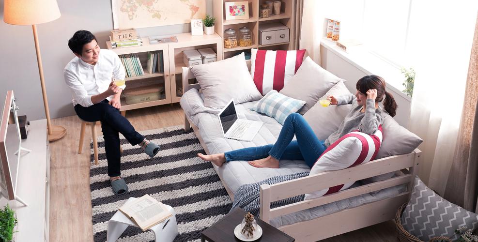 ¿Muebles con internet integrado? ¡Ya tardan!