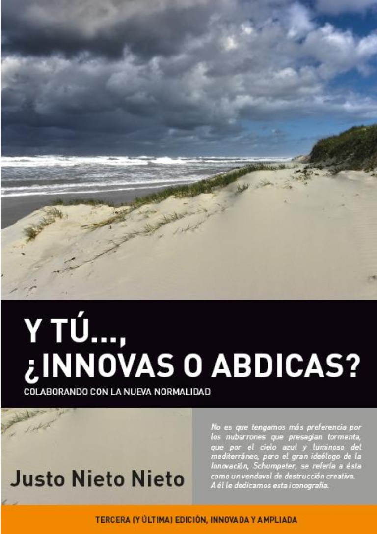 ¿Innovas o abdicas?