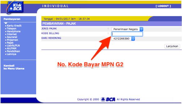pembayaran-pelayanan-paspor-online-via-e-banking-klik-bca-3