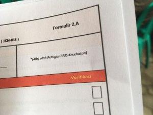 Formulir Mutasi BPJS Kesehatan