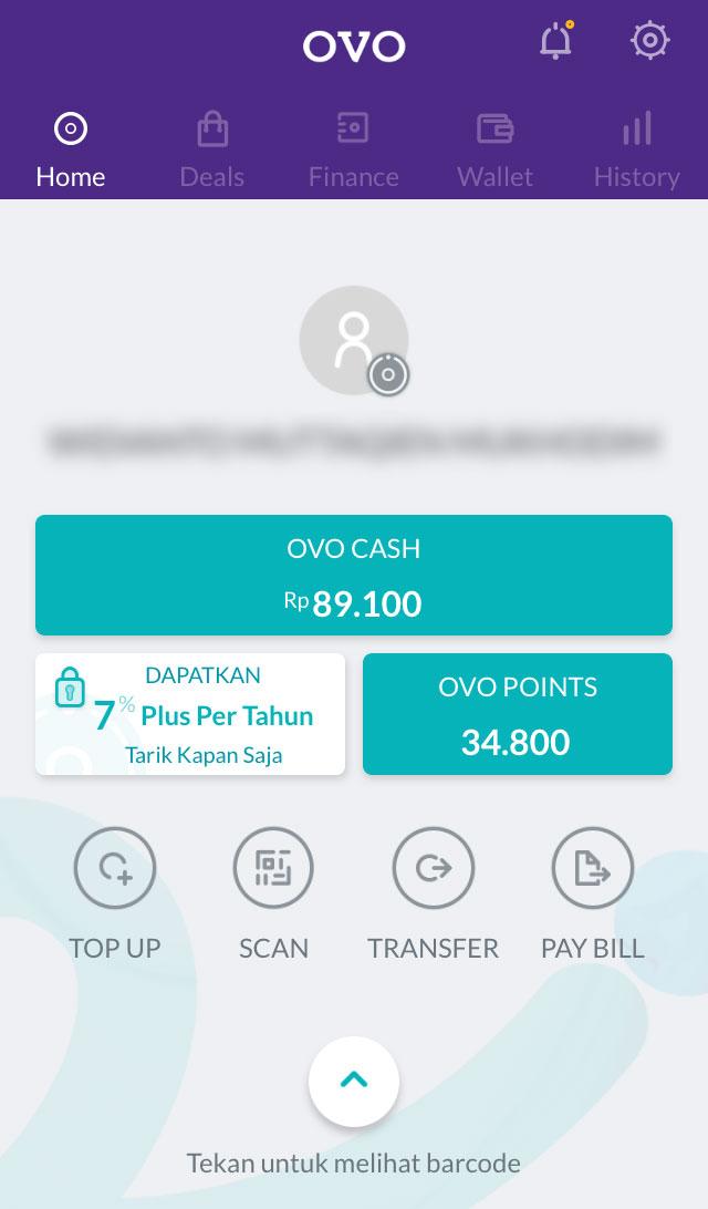 Cara Pembayaran Parkir OVO di Sky Parking Lippo Mall