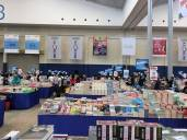 Suasana Big Bad Wolf Book Sale Jakarta 2017 di ICE BSD