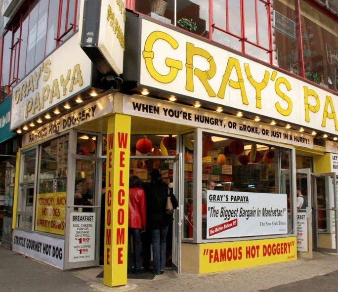 restaurantes bons e baratos em Nova York