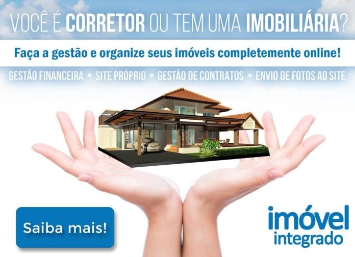 Imovel Integrado - Gestão para Imobiliárias e Corretores