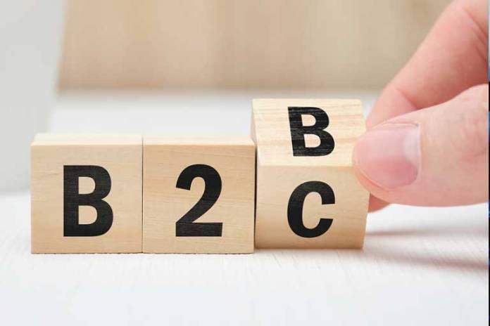 sistema para negocios b2c b2b
