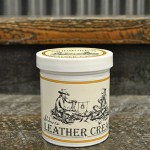 Apply Leather Conditioner - Skidmores Cream
