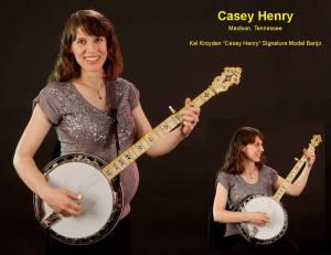 Casey Henry Calendar Page