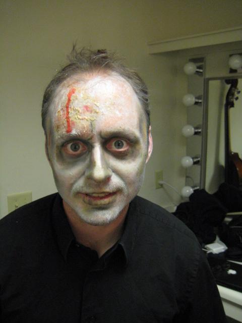 Zombie Jeremy Darrow
