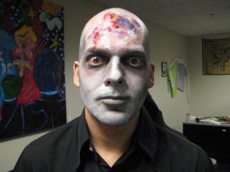 Zombie Robin Davis