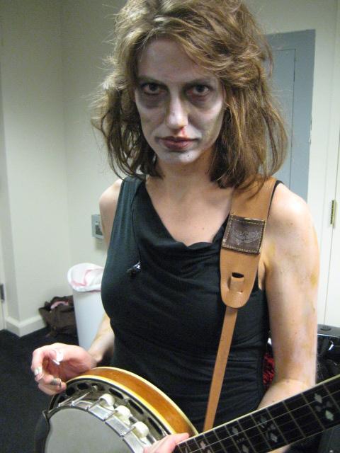 Zombie Casey Henry