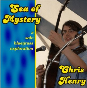 Sea of Mystery cover