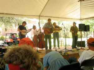 Florida Folk Festival Crider set