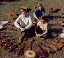 red, murphy, nancy with instruments