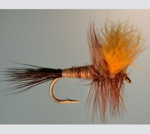 Mr. Rapidan Dry Fly fly tying tips