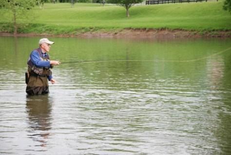 Fly Fishing Podcast Fishing Report May 2014 Shenandoah Valley Virginia