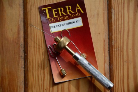Terra Fly Tying Deluxe Dubbing Twister Tool Set Murray's Fly Shop