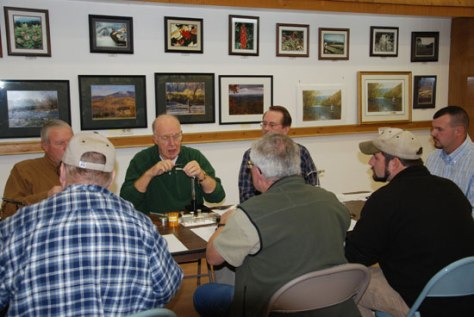 Workshop on Fly Tying