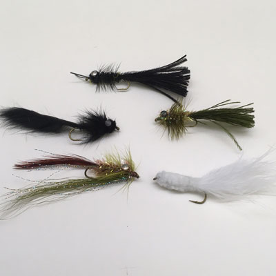 Five Best Early Season Smallmouth Bass Flies