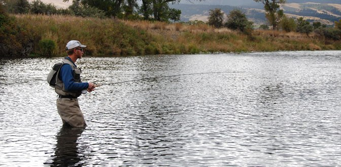 Fly Fishing Tips on Trout Fishing
