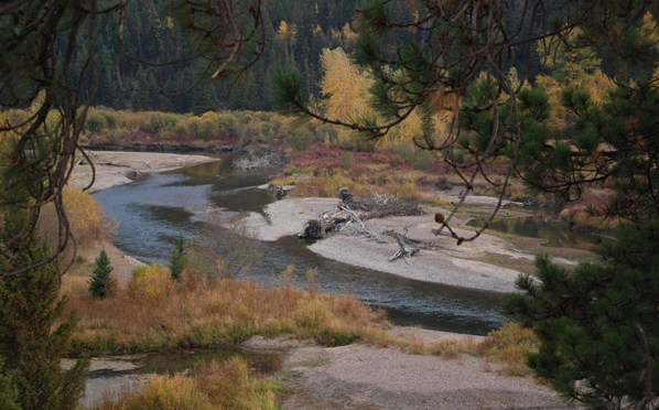 Fly Fishing hot spots - Murray's Fly Shop