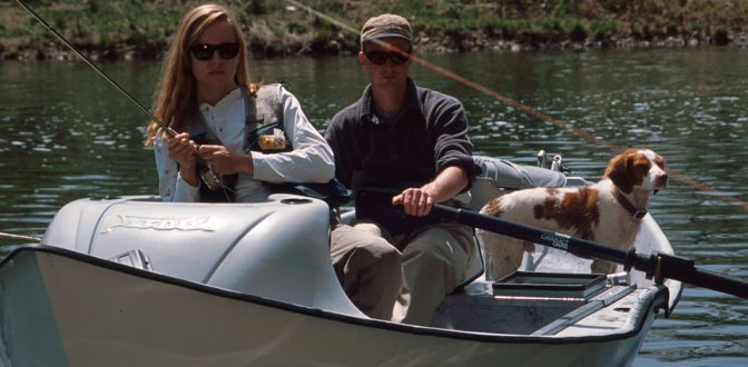 Smallmouth Bass River Float Trips