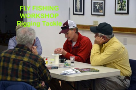Fly Fishing Workshops
