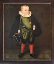 Nicolas Juvenel, Bildnis des Balthasar IV. Paumgartner, 1589, Foto: Germanisches Nationalmuseum