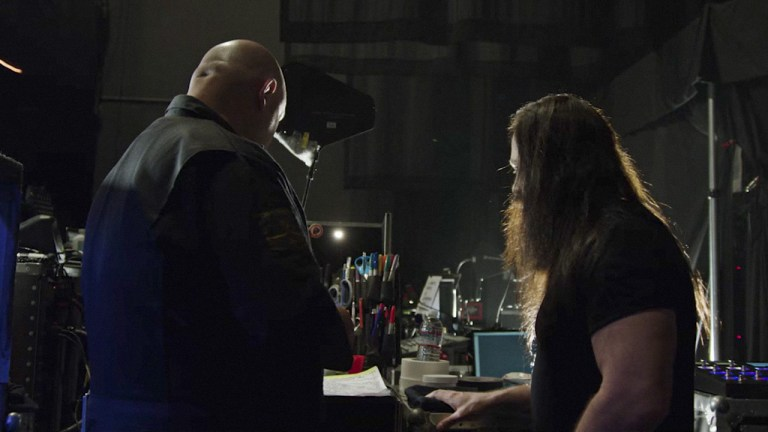 Maddi and John Petrucci