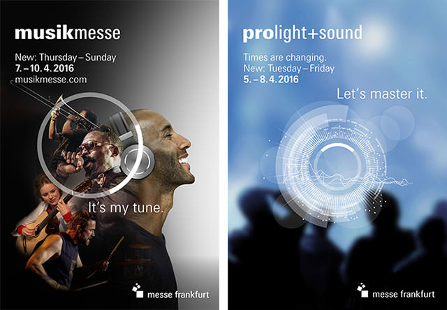 Musikmesse & Prolight+Sound 2016
